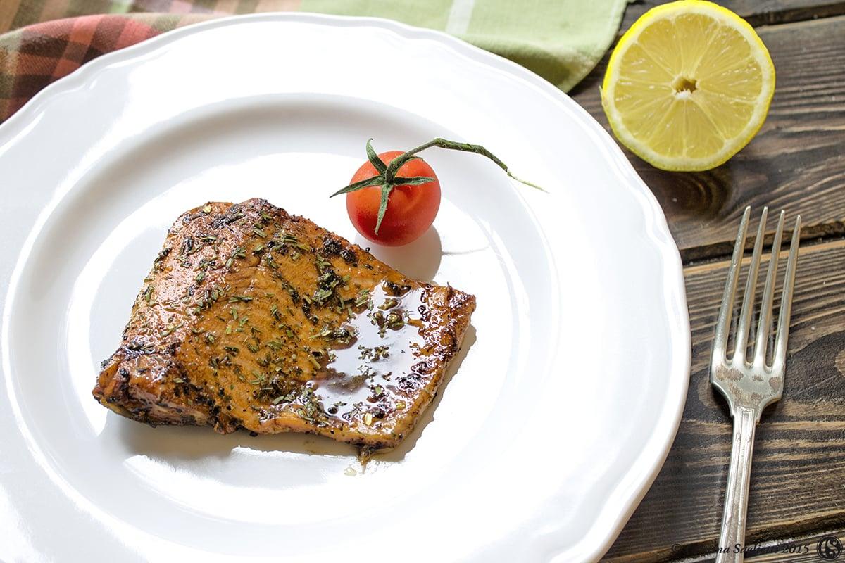 Filetto di trota salmonata una ricetta che funziona for Cucinare trota