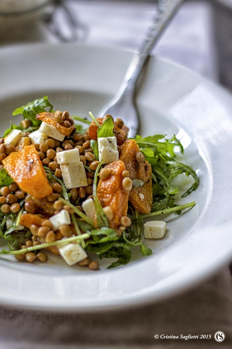 zucca-arrosto-in-insalata-con-lenticchie-feta-2-contemporaneo-food