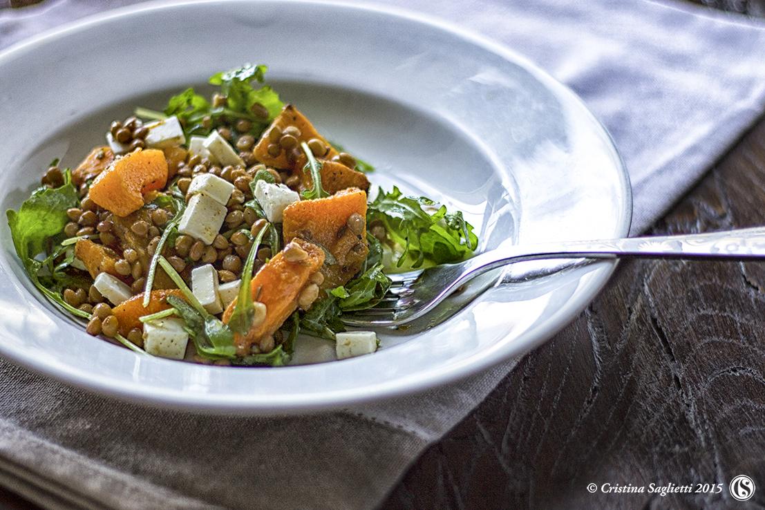zucca-arrosto-in-insalata-con-lenticchie-feta-3-contemporaneo-food