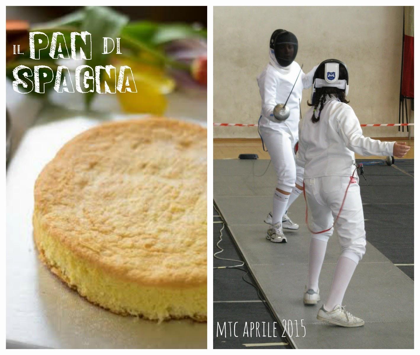 Torta alle fragole e panna - il Pan di Spagna perfetto per un ...