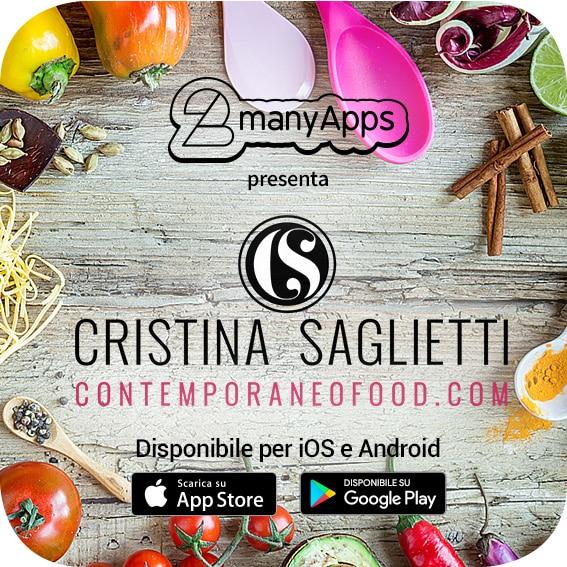 Cristina Saglietti / ContemporaneoFood APP