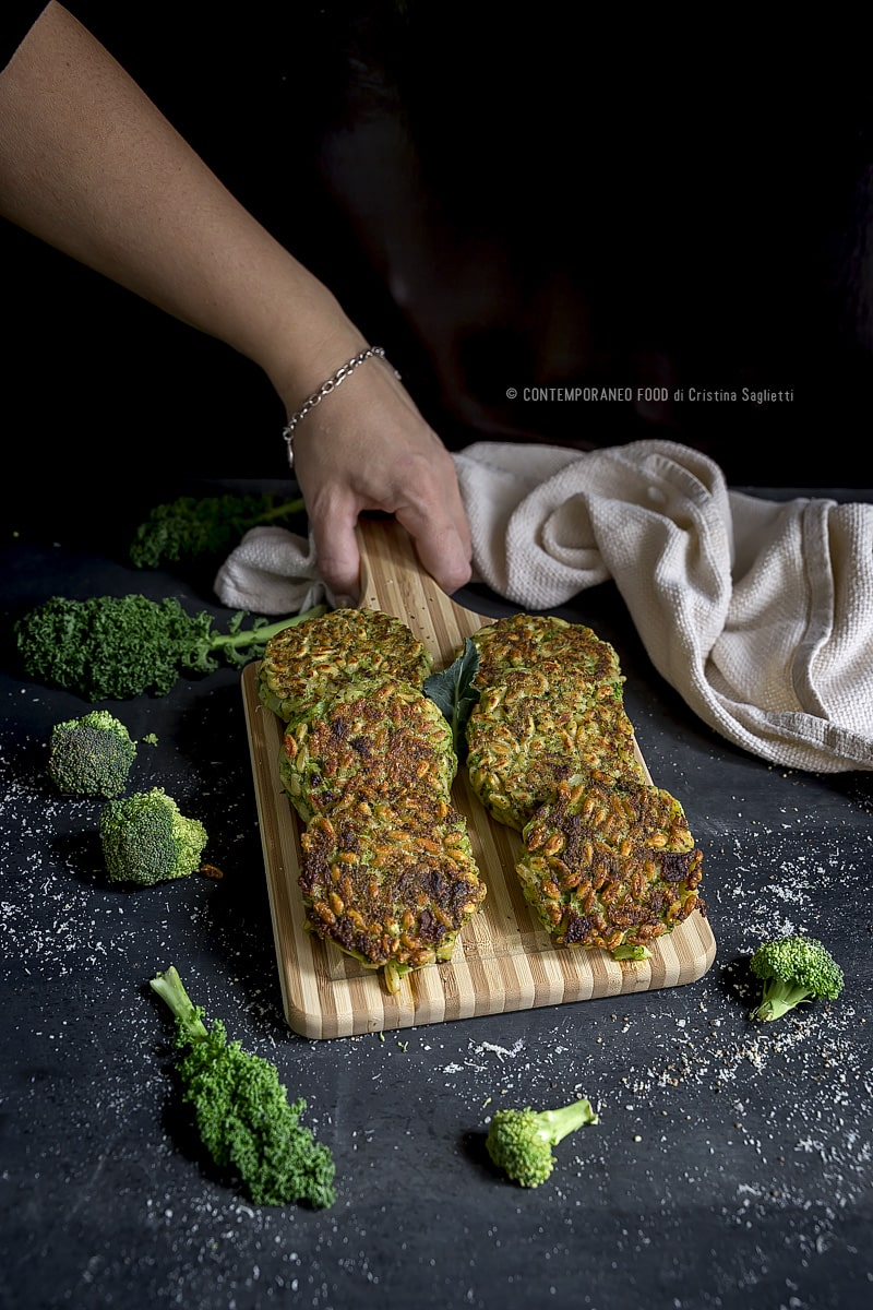 crocchette-farro-broccoli-ricetta-light-vegetariana-facile-dieta-contemporaneo-food