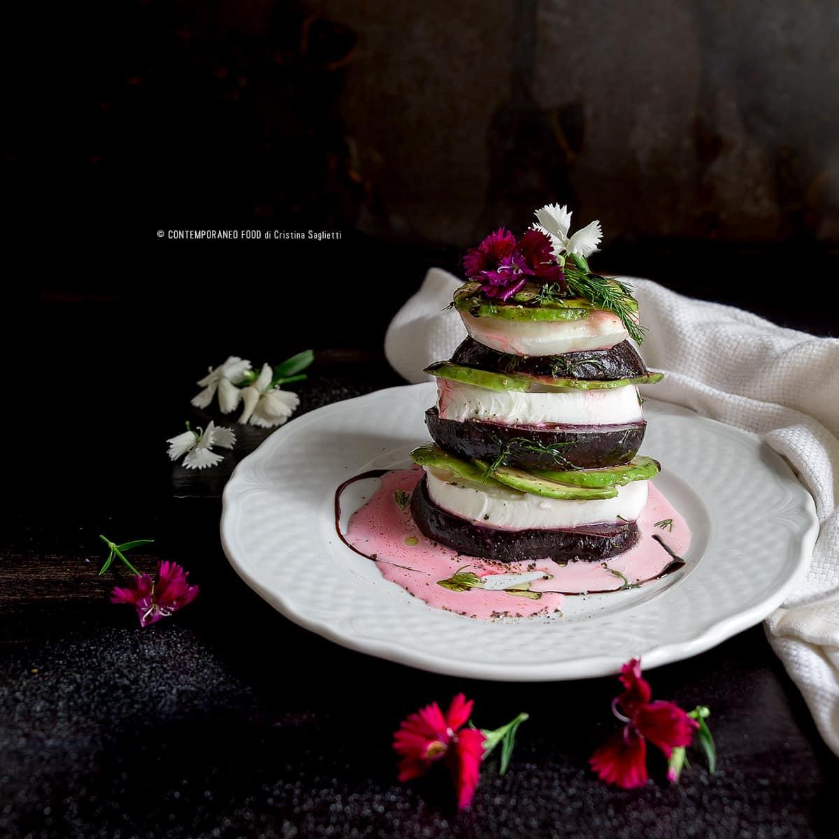 avocado-barbabietola-rossa-mozzarella-di-bufala-carpaccio-veloce-last-minute-ricetta-facile-contemporaneo-food