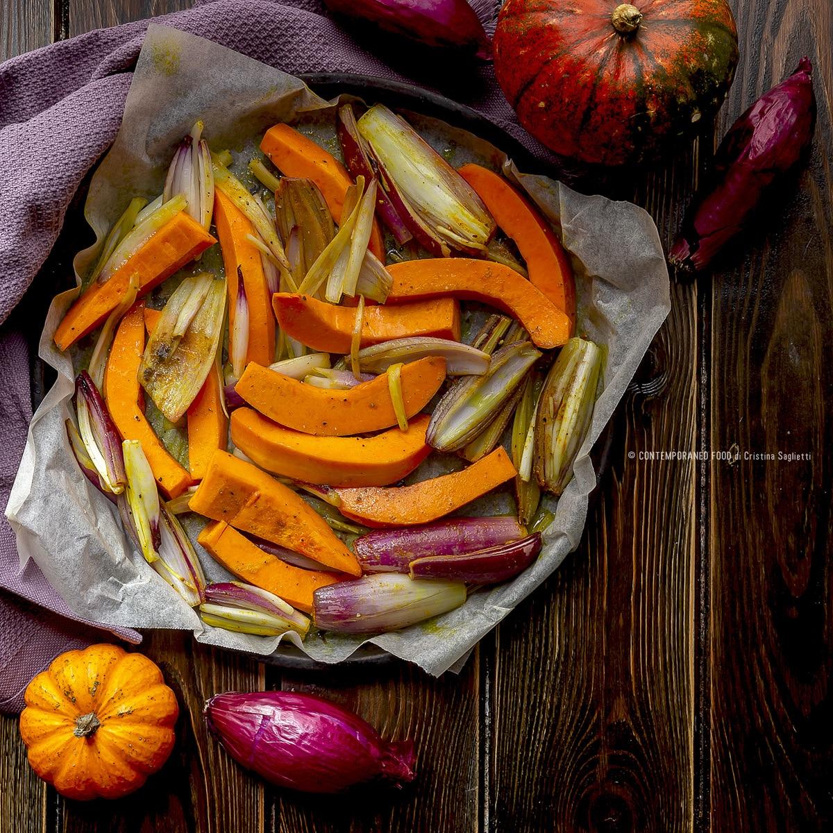 zucca-cipolle-rosse-di-tropea-al-forno-ricetta-light-dieta-ricetta facile-contemporaneo-food