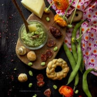 pate-di-fave-ricetta-facile-veloce-vegetariana-per-Pasqua -Pasquetta-contemporaneo-food
