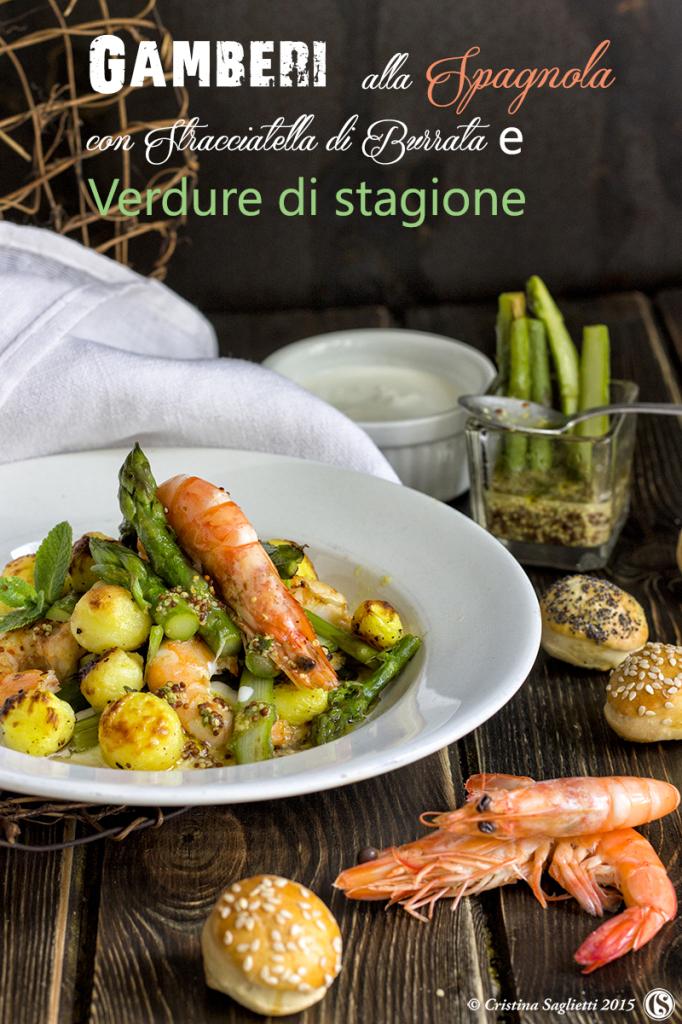 gamberi-alla-spagnola-stracciatella-di-burrata-piatto-unico-contemporaneo-food