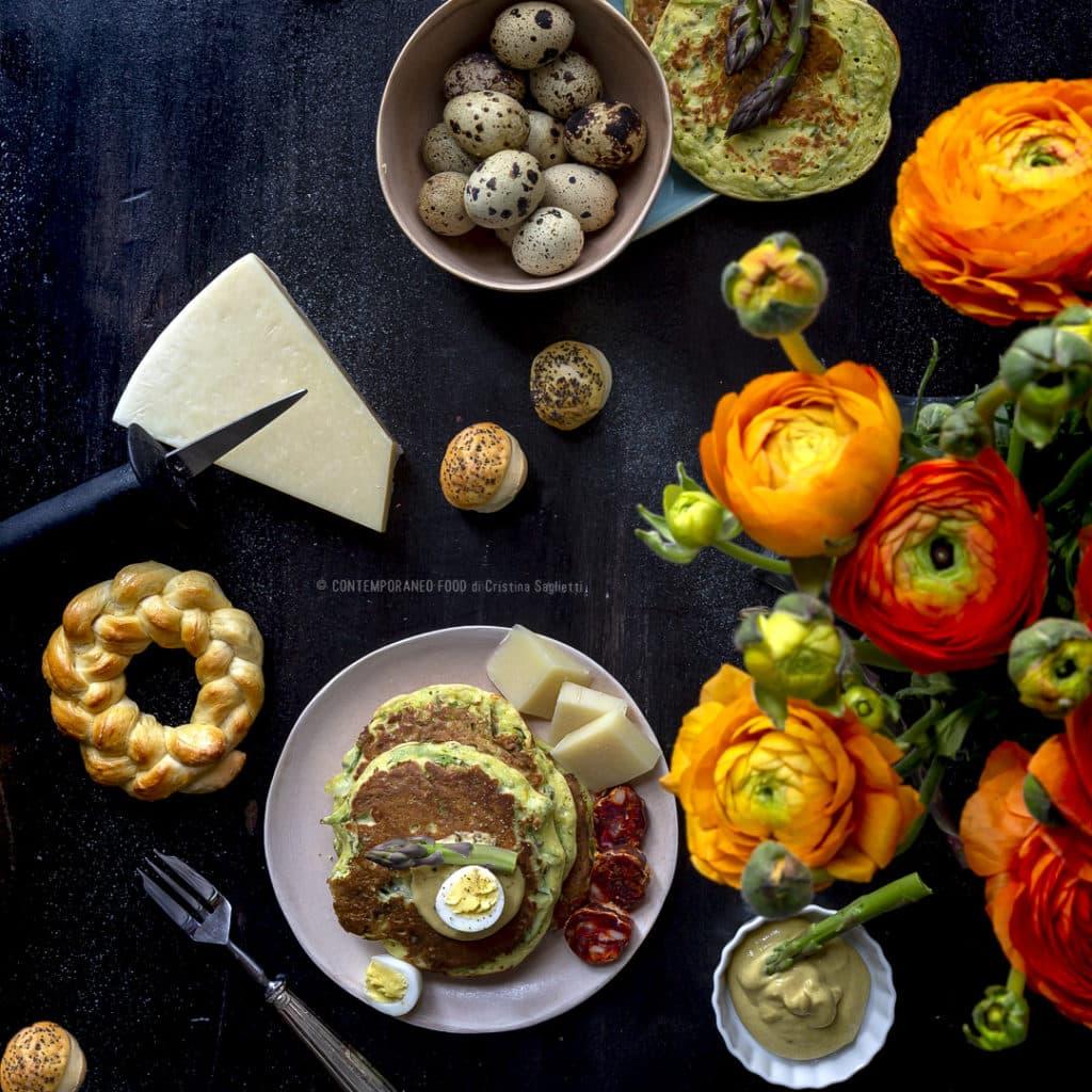 pancake-asparagi-ricetta-antipasto-pasqua-pasquetta-merenda-aperitivo-contemporaneo-food