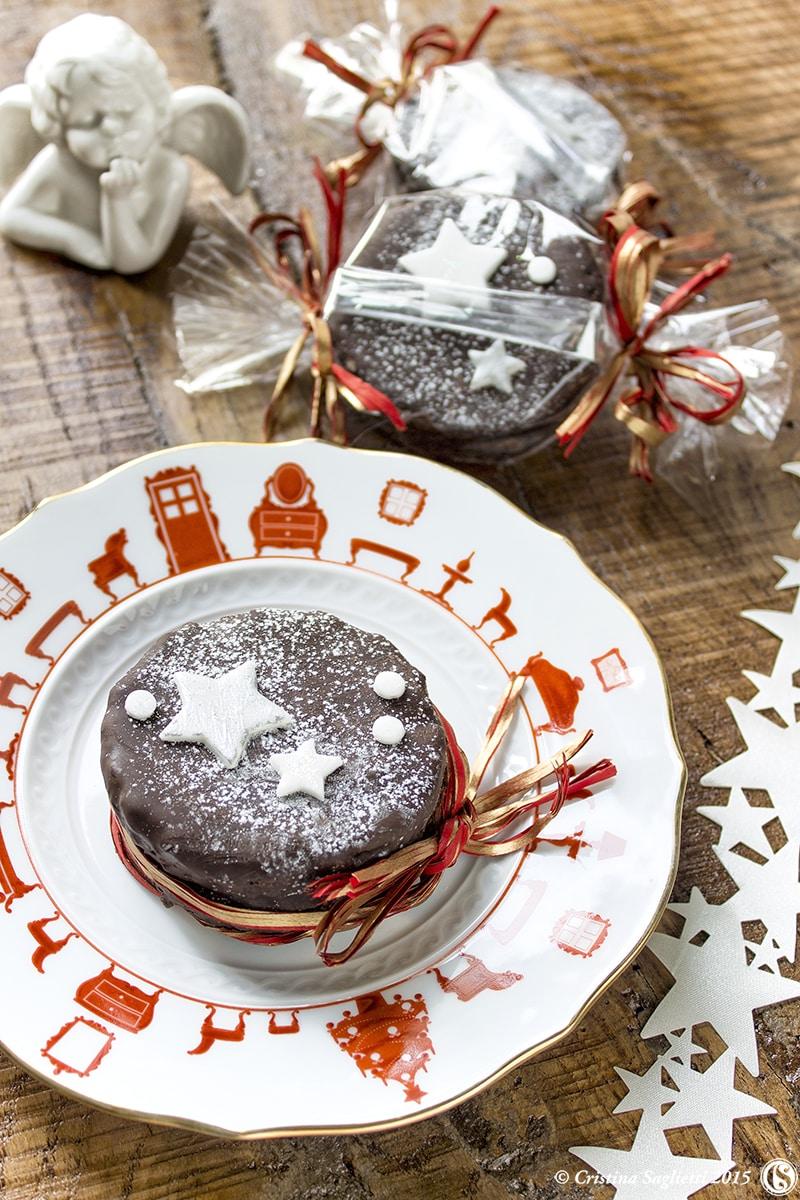 Regali Di Natale Con Bimby.Torta Sacher In Versione Mignon Per I Regali Di Natale