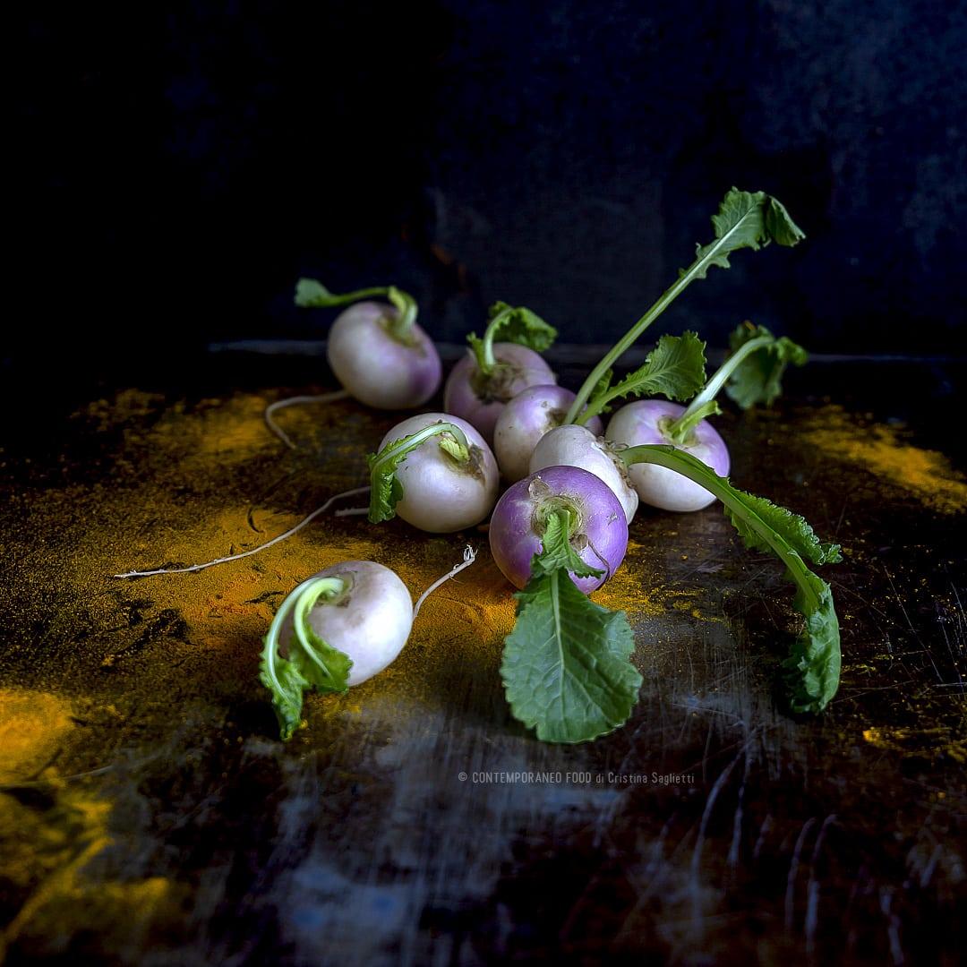 rape-glassate-al-miele-e-spezie-ricetta-vegetariana-contorno-facile-contemporaneo-food