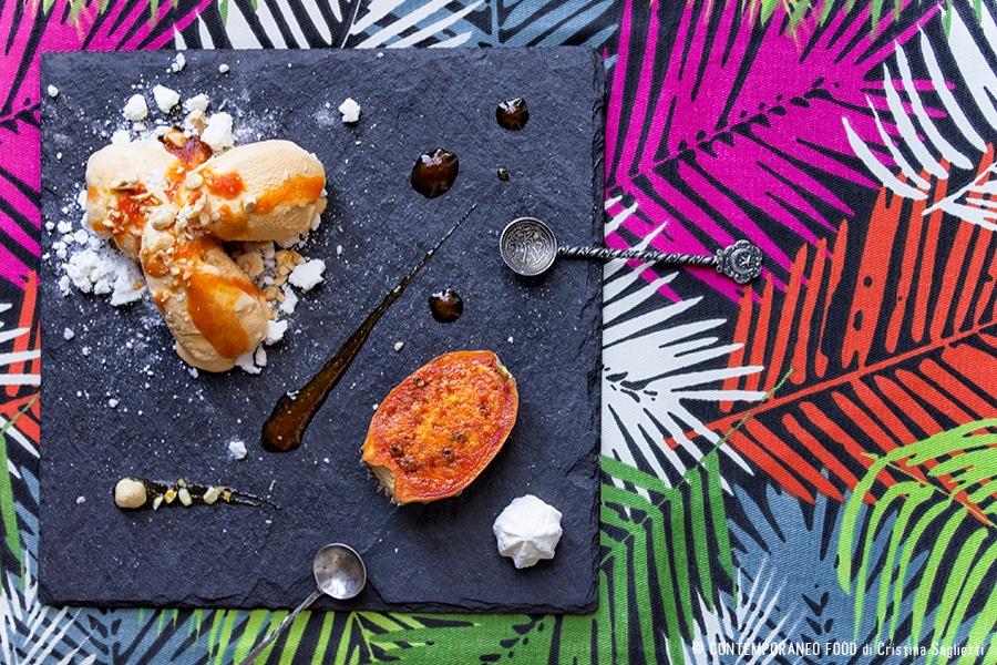fichi-india-gelato-meringa-nocciole-dessert-contemporaneo-food