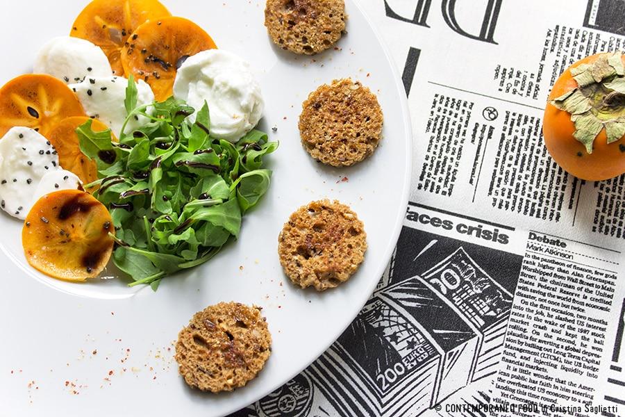 cachi-mela-mozzarella-insalata-contorni-contemporaneo-food
