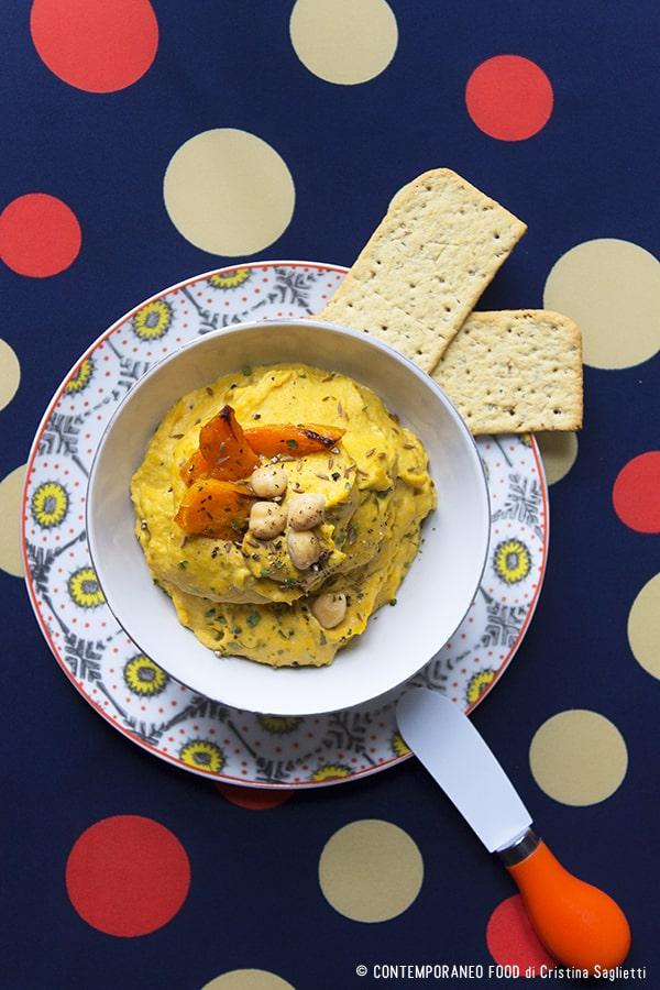 hummus-zucca-ricetta-facile-antipasto-contemporaneo-food
