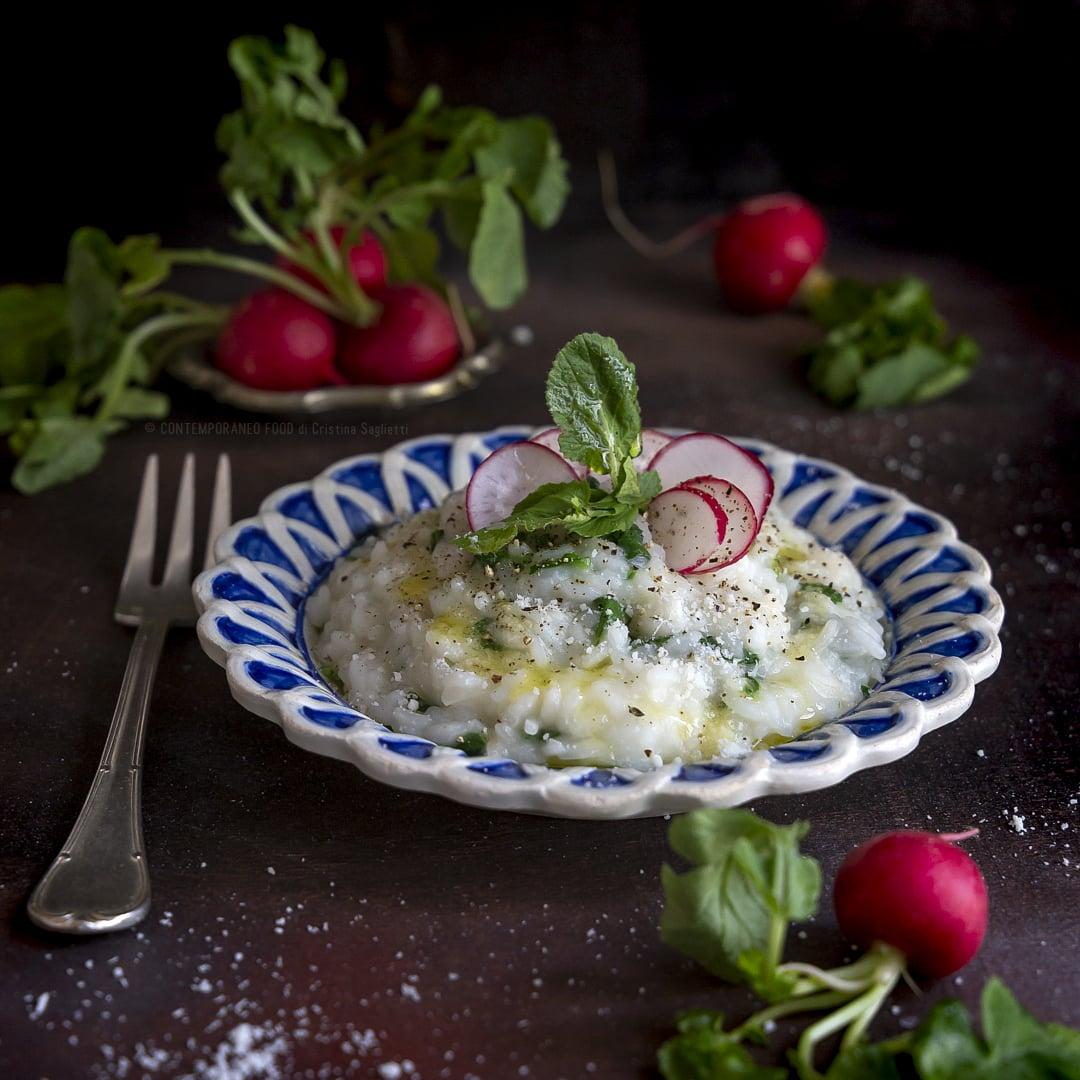 risotto-con-foglie-di-ravanelli-ricetta-facile-primo-piatto-vegetariano-contemporaneo-food