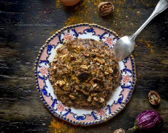 crema-ricca-melanzane-ricetta-vegetariana-antipasto-vegetariano-cucina-persiana-contemporaneo-food