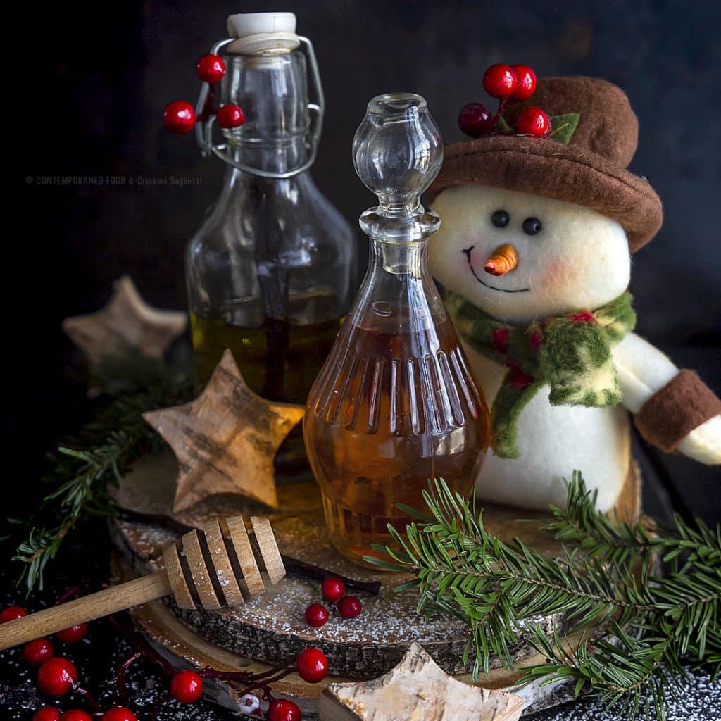 olio-alla-vaniglia-aceto-al-miele-ricette-facili-regali-handmade-gourmet-natale-contemporaneo-food