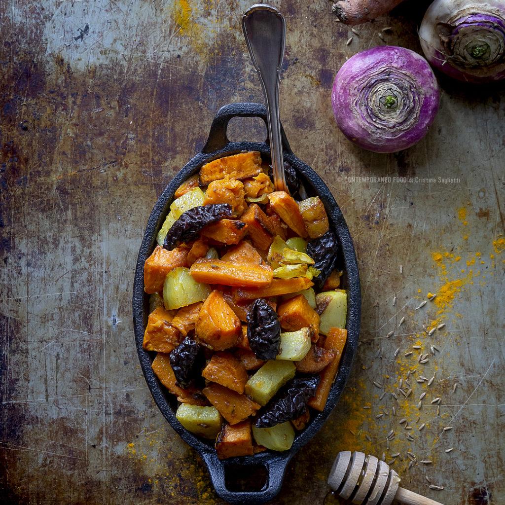 verdure-al-forno-con-miele-spezie-prugne-contorno-facile-contemporaneo-food