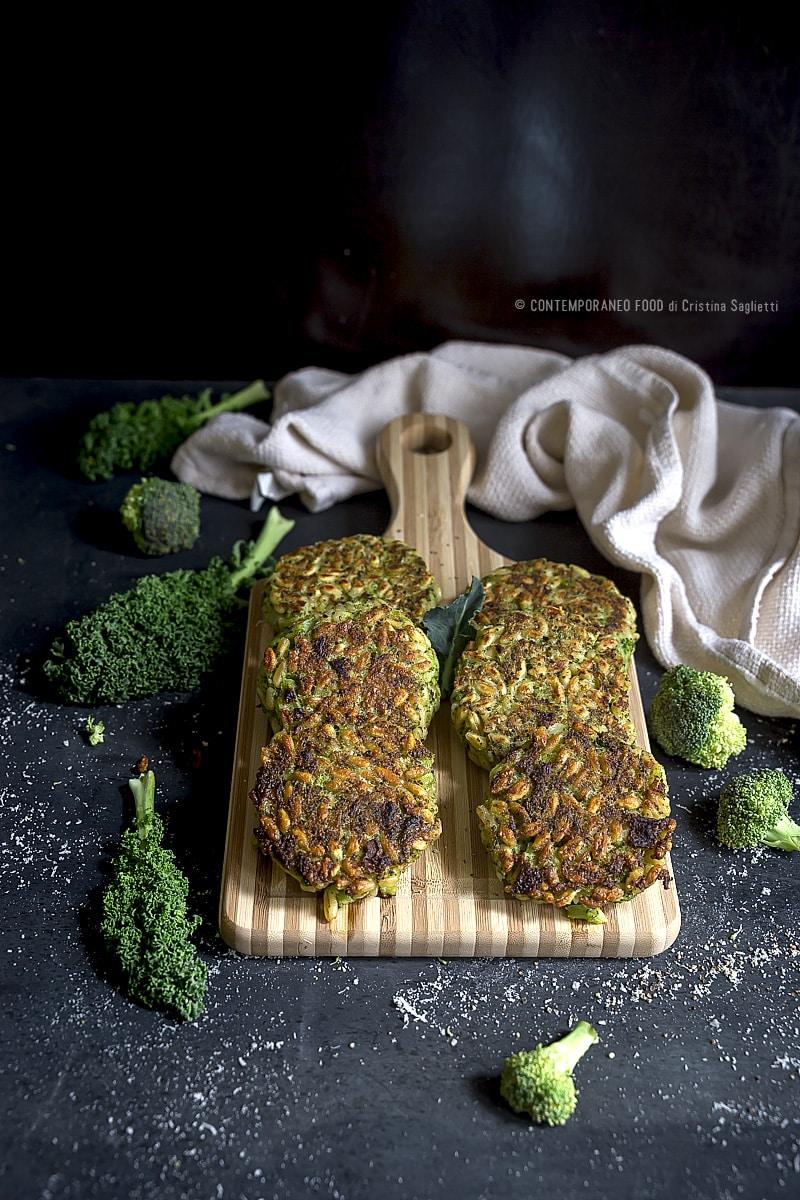 crocchette-farro-broccoli-ricetta-light-vegetariana-facile-dieta-contemporaneo-food