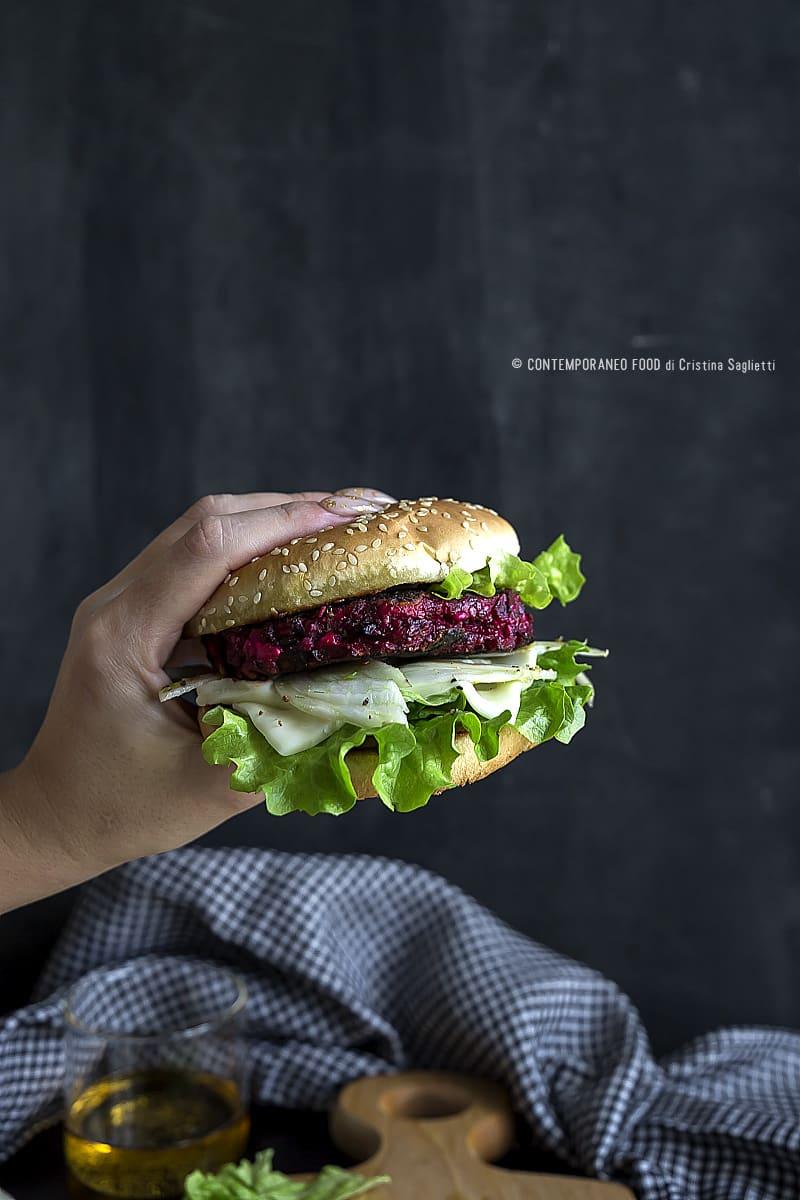 hamburger-veggie-barbabietola-veloce-ricetta-facile-vegetariana-contemporaneo-food