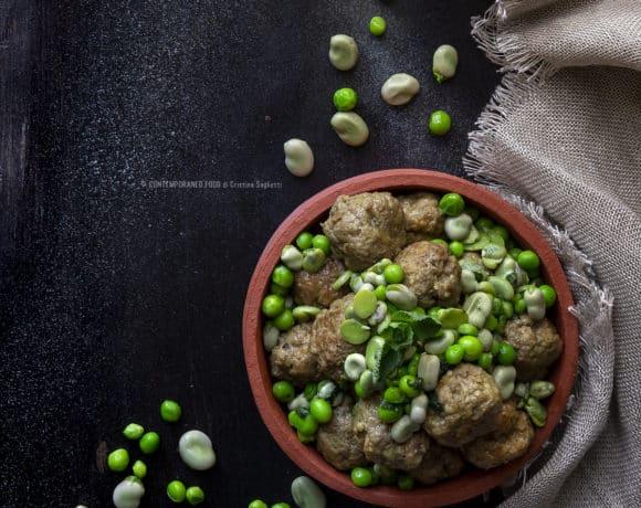 polpette-di-carne-con-fave-piselli-menta-secondo-facile-veloce-contemporaneo-food