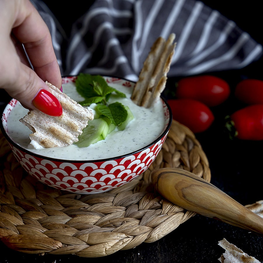 crema-di-feta-greca-ricetta-facile-antipasto-ricetta-veloce-vegetariana-formaggio-piatto-estivo-contemporaneo-food