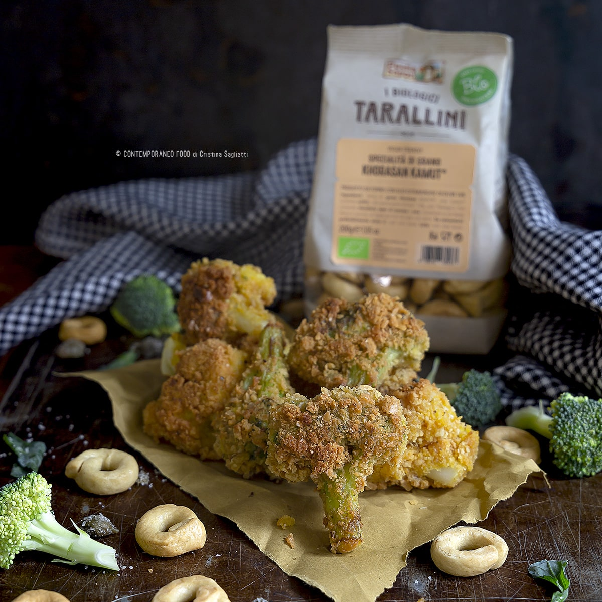 broccolo-cavolfiore-fritto-doppia-panatura-taralli-kamut-puglia-sapori-ricetta-contemporaneo-food