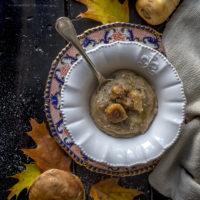 crema-di-pastinaca-funghi-patate-ricetta-vegetariana-facile-primo-piatto-contemporaneo-food