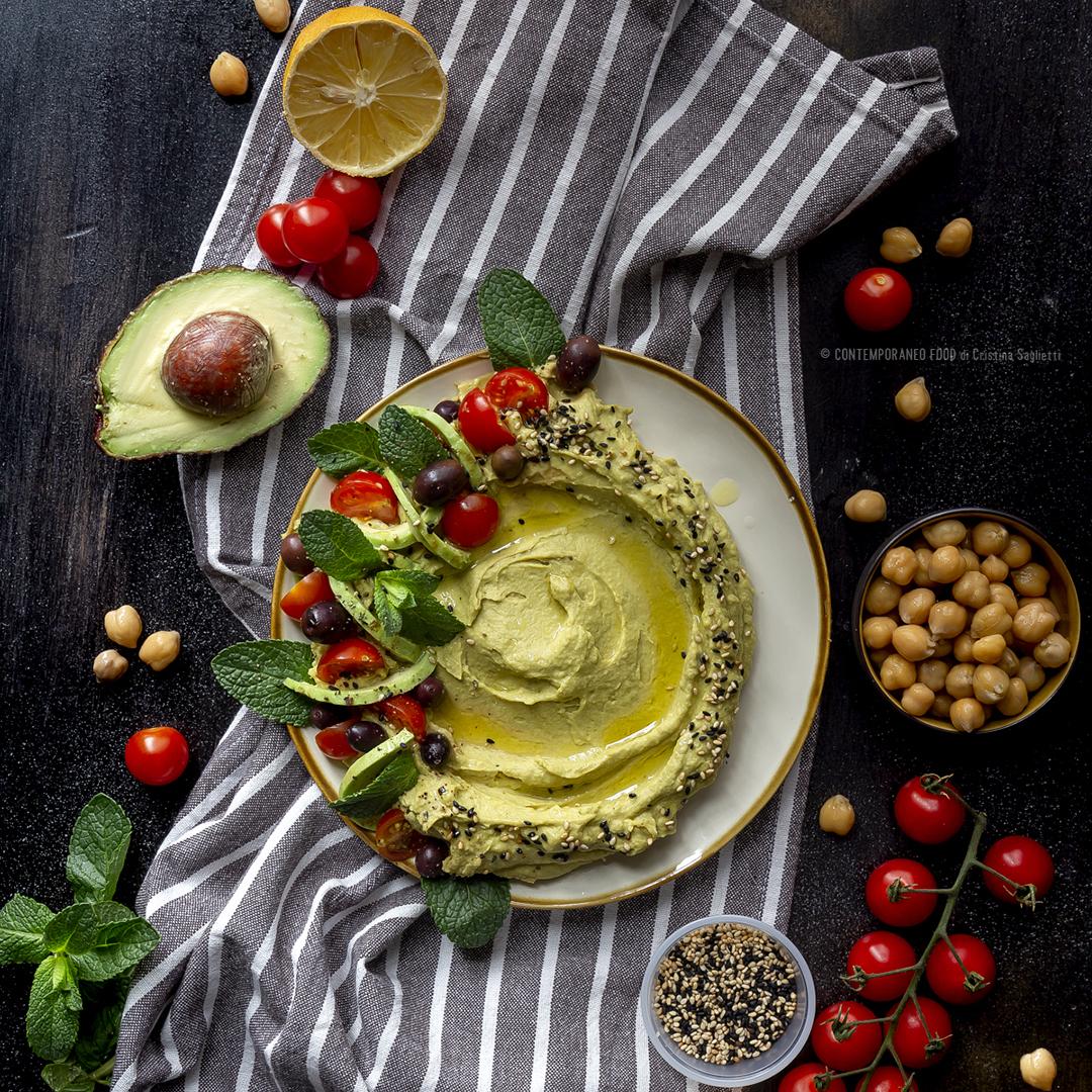 Ricetta Hummus Avocado.Hummus Di Avocado Una Ricetta Facile Fresca E Delicata