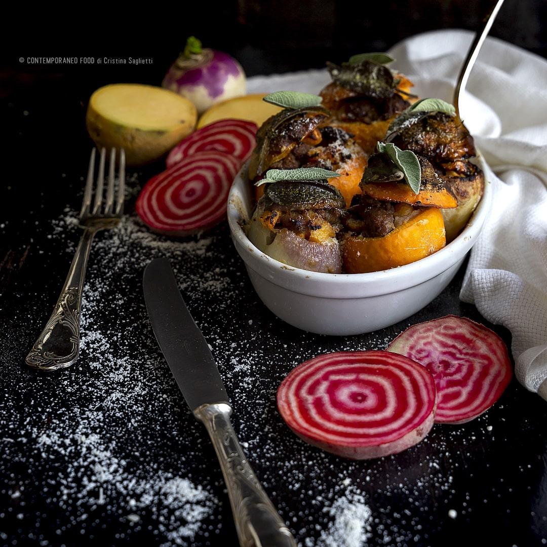 rape-ripiene-salsiccia-ricetta-verdure-secondo-contemporaneo-food