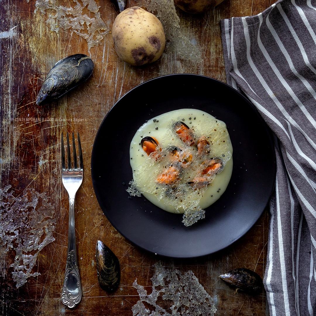 riso-patate-cozze-rivisitazione-ricetta-contemporaneo-food