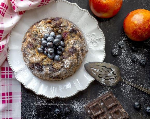 bundt-cake-cioccolato-arancia-mirtilli-merenda-ricetta-dolce-facile-contemporaneo-food