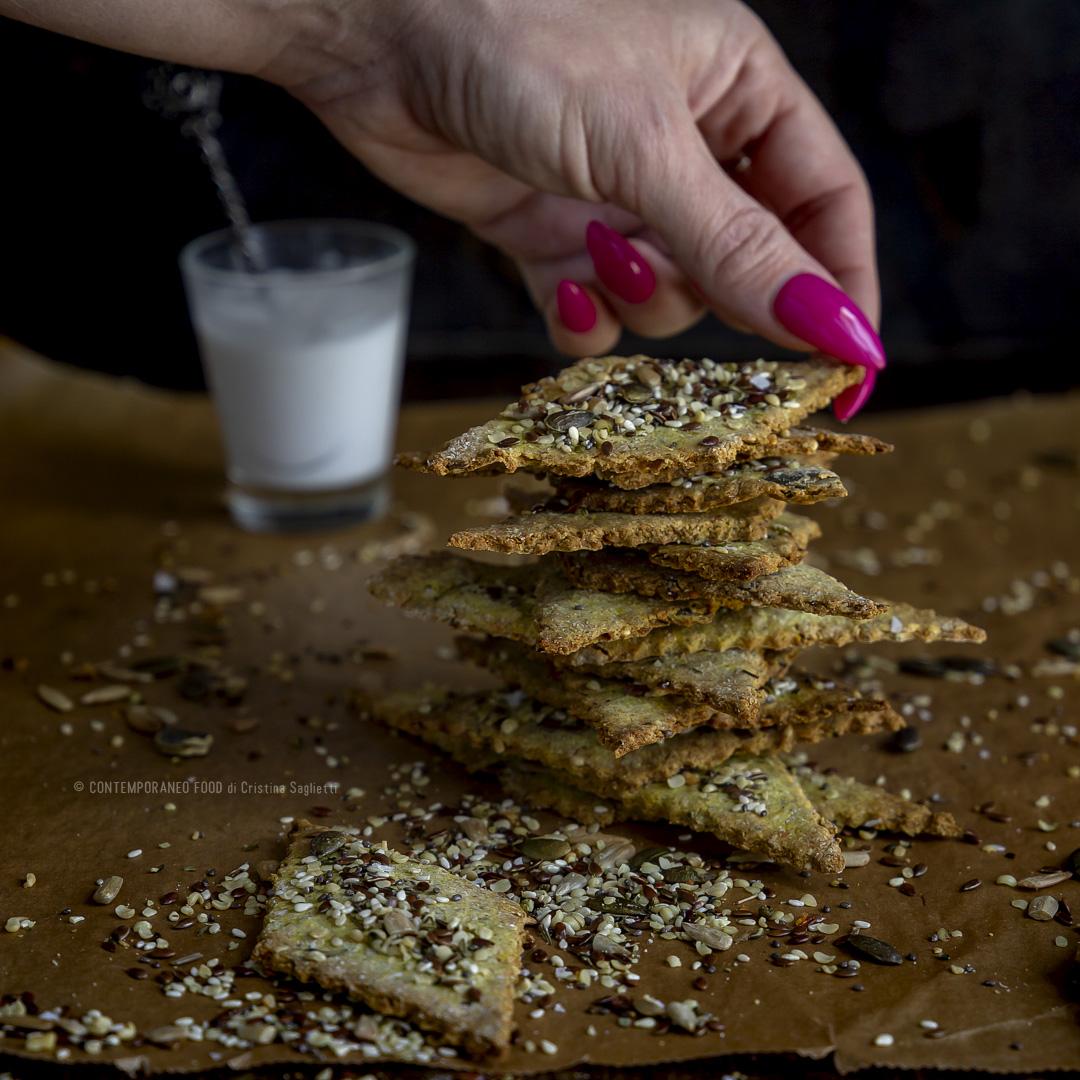 crakers-avena-semi-oleosi-kefir-ricetta-light-farine alternative-ricette-facili-contemporaneo-food
