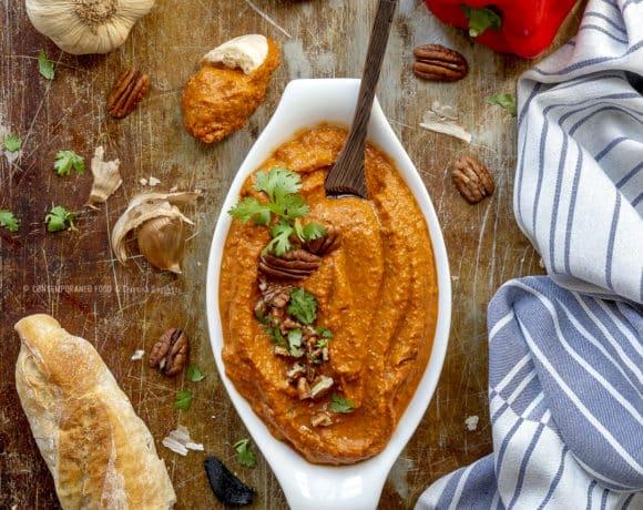 muhammara-crema-di-peperoni-e-noci-ricetta-facile-veloce-persiana-antipasto-vegetariana-contemporaneo-food