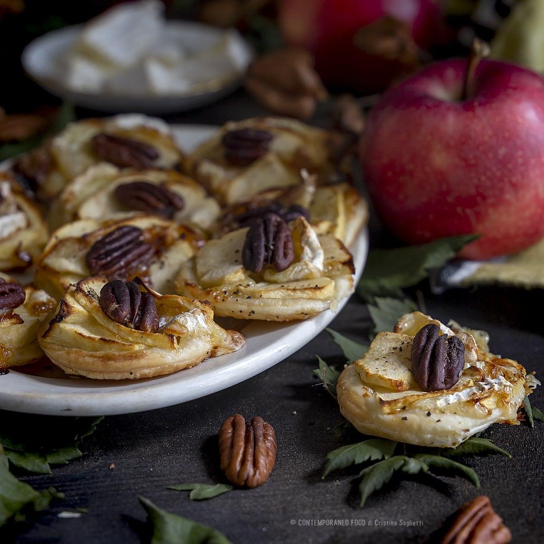 sfoglie-di-mela-camembert-pepe-affumicato-ricetta-facile-veloce-antipasto-contemporaneo-food