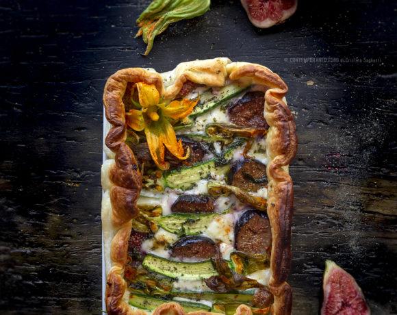 torta-salata-di-sfoglia-zucchine-fichi-mascaropone-fontina-secondo-vegetariano-ricetta-facile-contemporaneo-food
