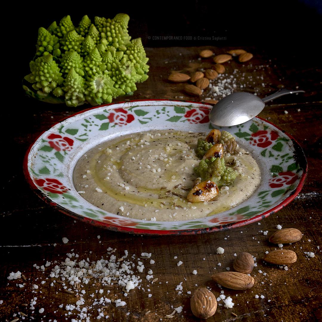 crema-di-cavolo-romano-e-mandorle-comfort-food-primo-autunnale-contemporaneo-food