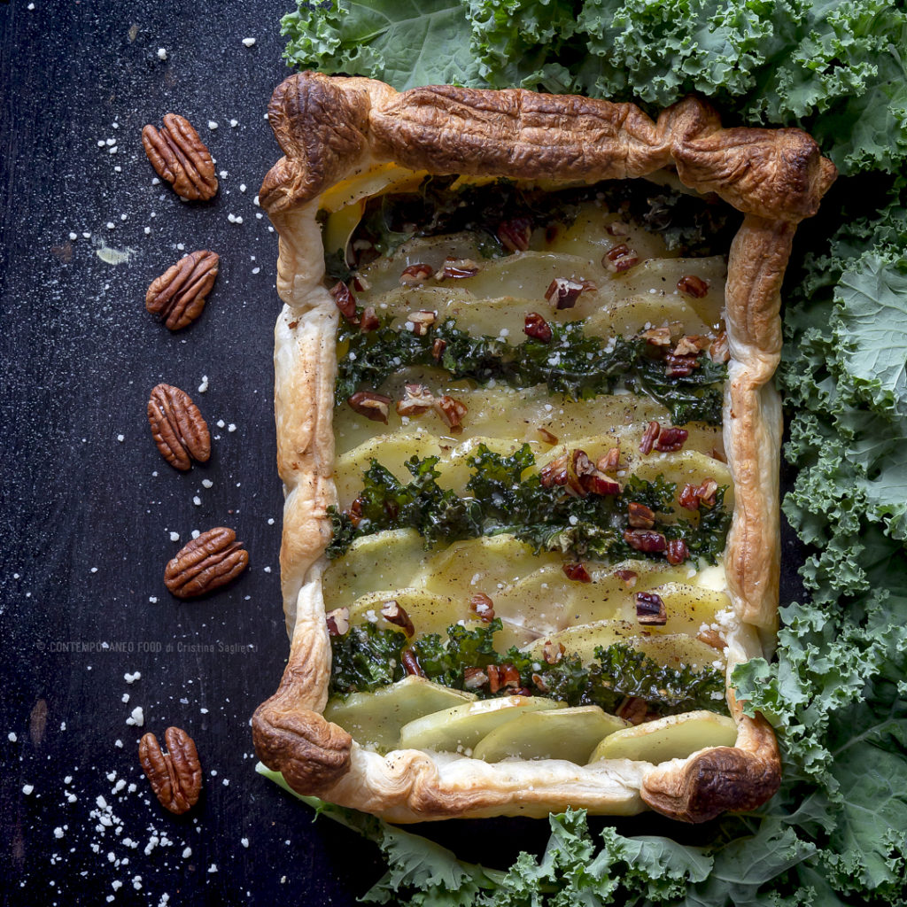 torta-salata-patate-mascarpone-cavolo-kale-noci-pecan-piatto-unico-vegetariano-facile-contemporaneo-food