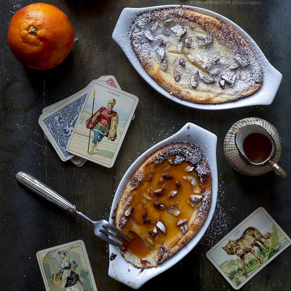 ricotta-al-forno-miele-mandorle-arancia-dolce-light-proteine-contemporaneo-food