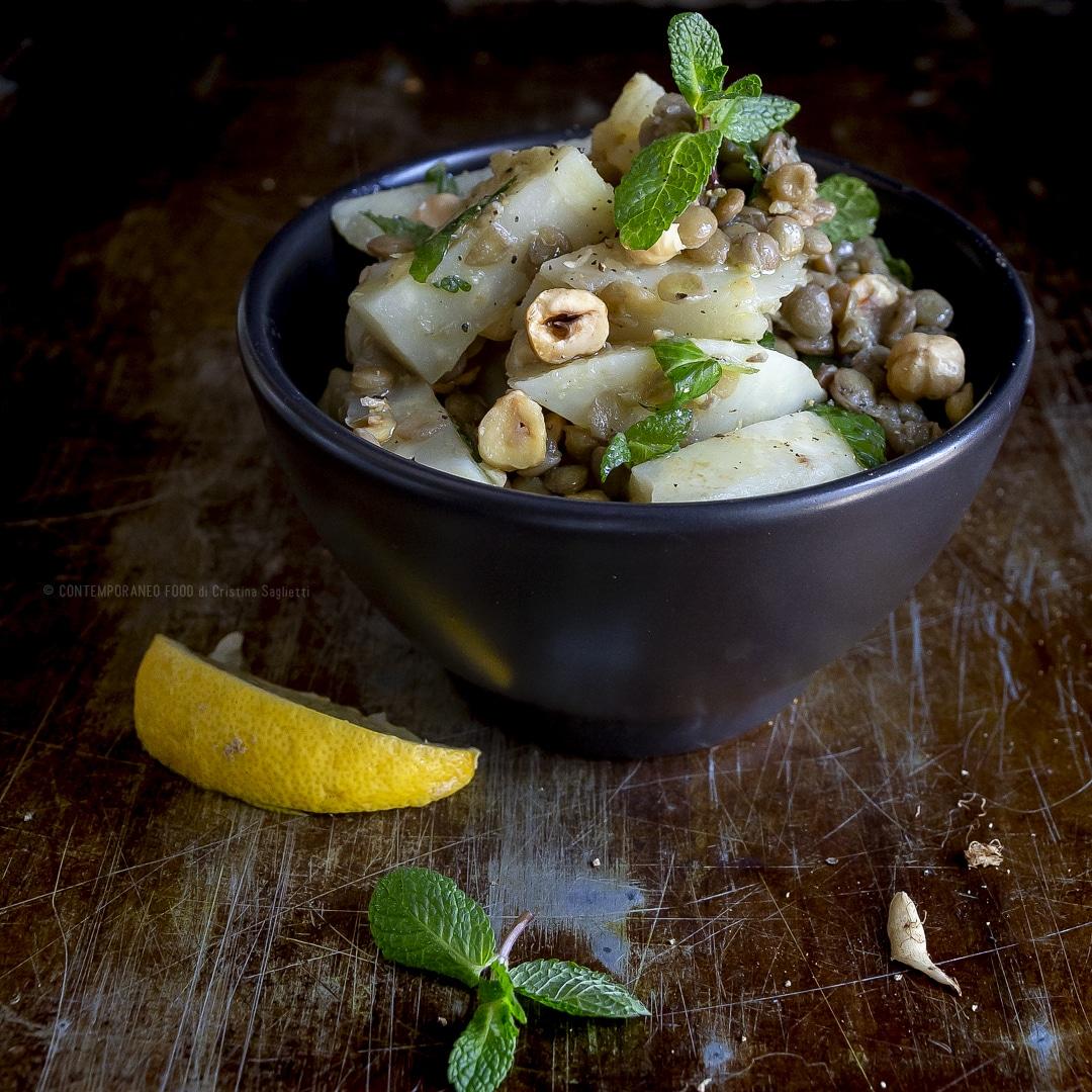 sedano-rapa-in-insalata-lenticchie-nocciole-piatto-unico-ricetta-light-vegetariano-contemporaneo-food
