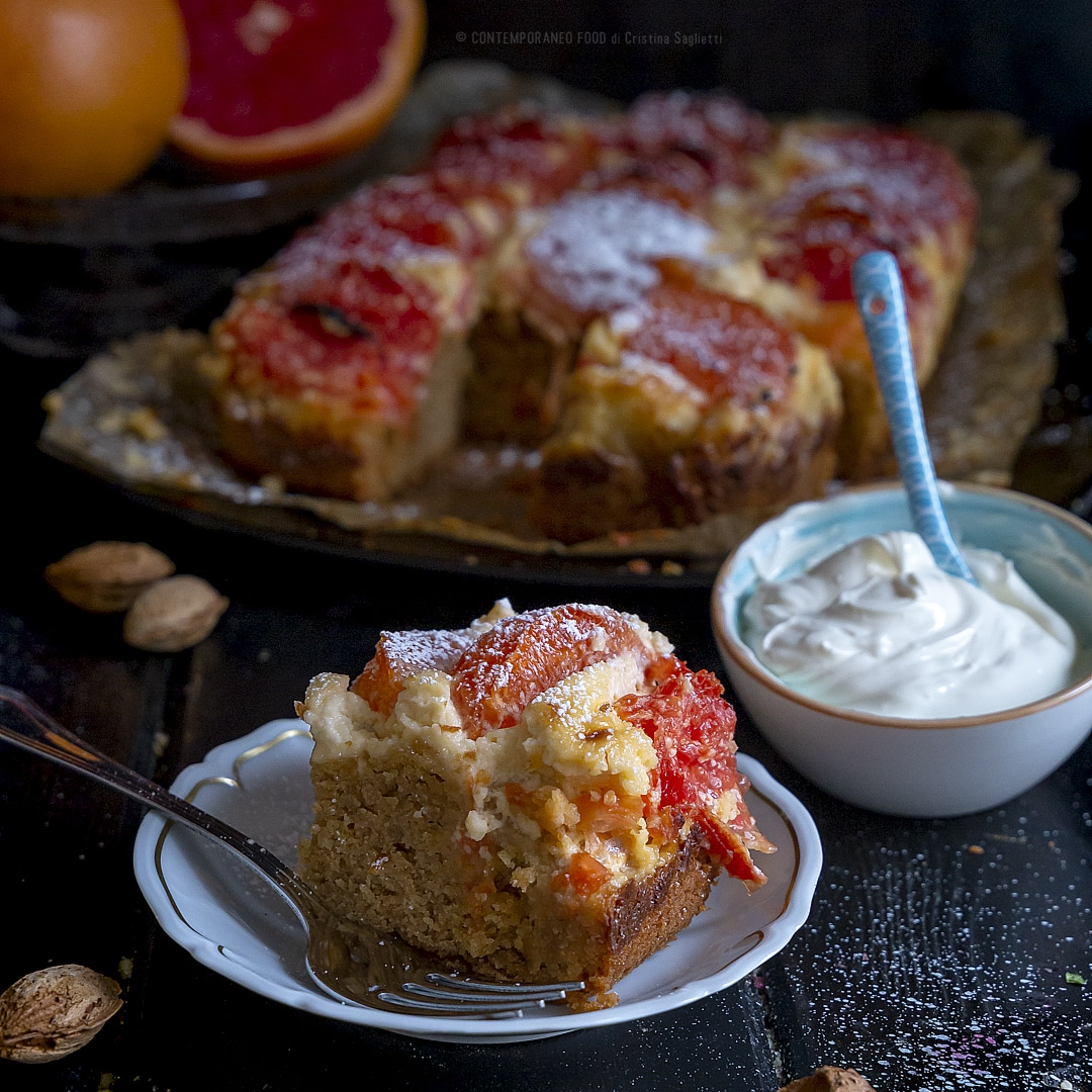 torta-di-frolla-lievitata-alla-farina-di-mandorle-pompelo-rosa-mascarpone-dolce-facile-contemporaneo-food