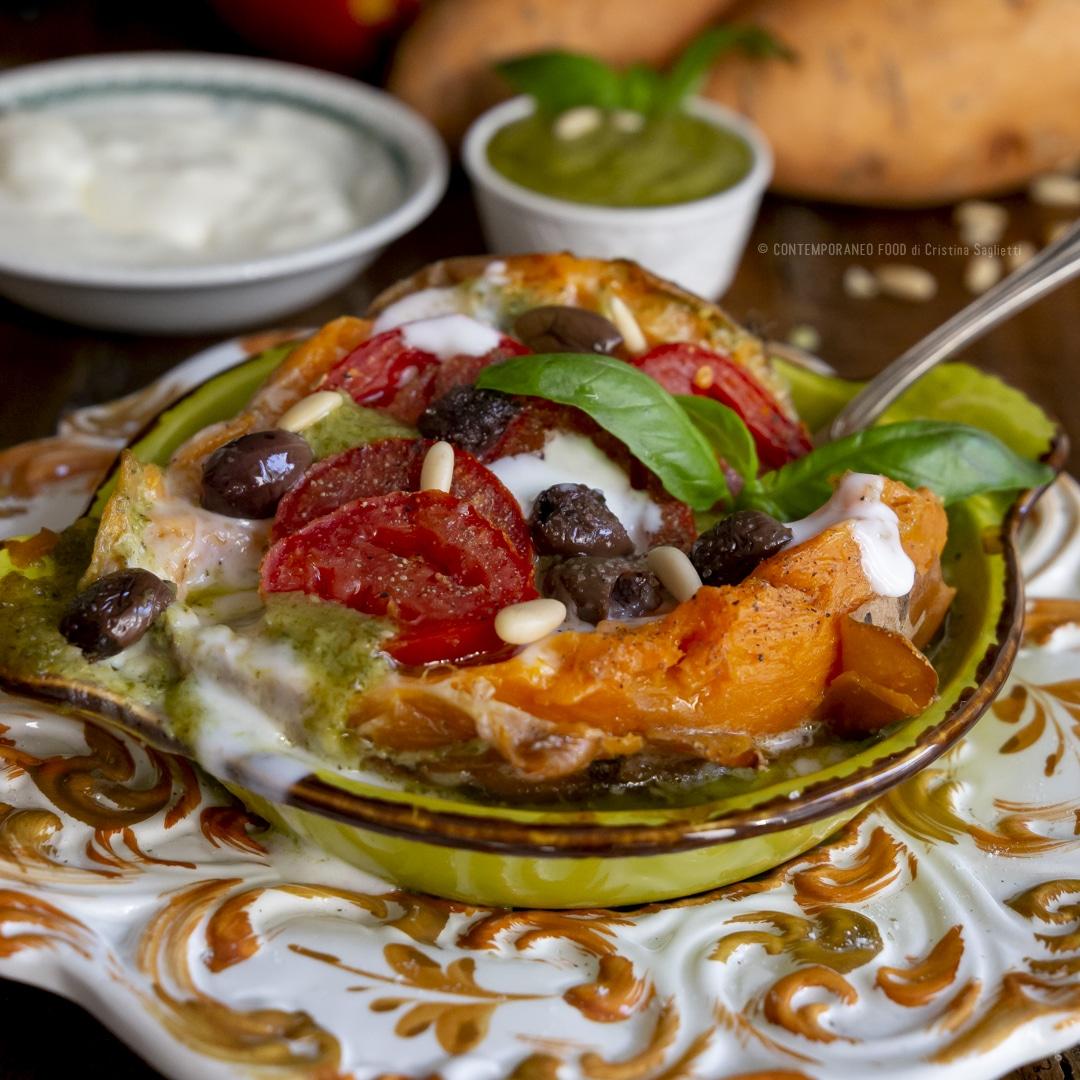 patata-dolce-ripiena-al-forno-piatto-unico-facile-vegetariano-contemporaneo-food