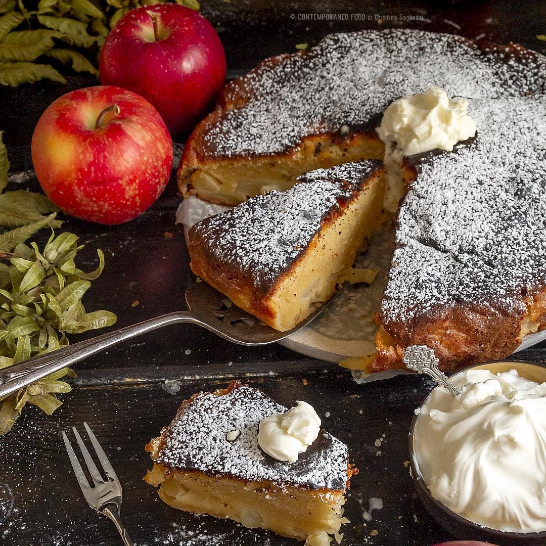 torta-fondente-di-mele-e-mascarpone-ricetta-facile-merenda-colazione-dolce-contemporaneo-food