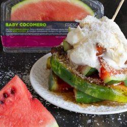 anguria-grigliata-panna-latte-di-cocco-dessert-estivo-baby-cocomero-a-fette-fresco-senso