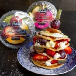 pancakes-alla-frutta-merenda-brunch-fit-light-contemporaneo-food-fresco-senso